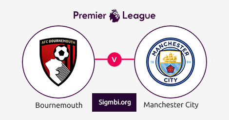 Live Streaming Bournemouth vs Manchester City